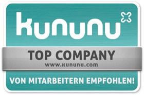 Award: Kununu Top Company