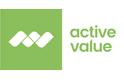 Logo von active value GmbH