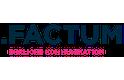 Logo von FACTUM Presse und Öffentlichkeitsarbeit GmbH